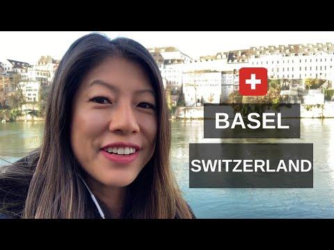Beautiful Basel Switzerland