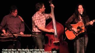 "Rita Hosking and Cousin Jack sing ""Crash and Burn"""