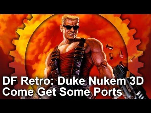 DF Retro: Duke Nukem 3D - Come Get Some... Ports!