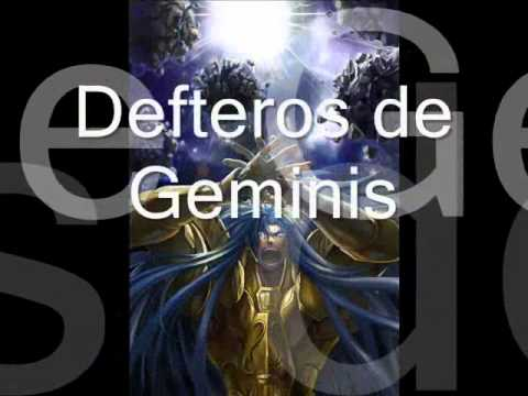 Lost Canvas - Gold Saints and Spectres / Dorados y Espectros