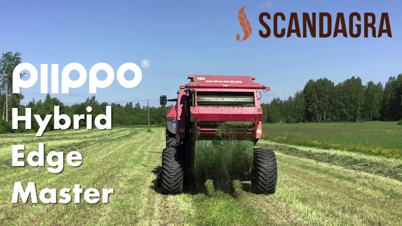 Eesti Scandagra Piippo Hybrid Edge Master