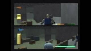 WinBack: Covert Operations Nintendo 64 Gameplay_1998_12_04