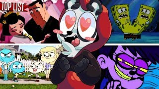 Top 10 BEST Cartoon Episodes of 2017