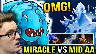 Miracle Morphling vs MID Ancient Apparition HARD COUNTER HIM???