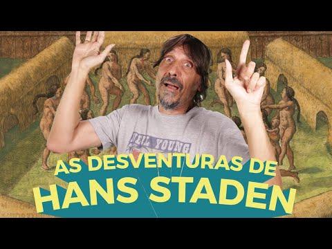 O GOSTOSO HANS STADEN - EDUARDO BUENO