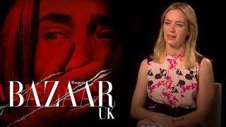 Emily Blunt gives husband John Krasinski the best review of his life