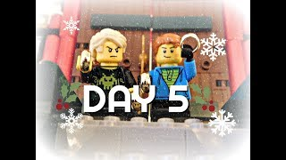 LEGO | Jay's 12 Days of Christmas | Day 5