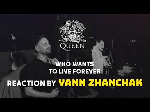 Queen - Who wants to live forever вокальный разбор реакция описание вокала Меркьюри от Yann Zhanchak