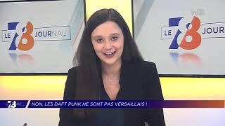 Yvelines | Non, Daft Punk n'est pas originaire de Versailles