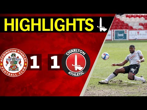 Accrington Charlton Goals And Highlights