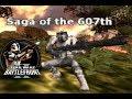 Star Wars Battlefront 2 Mods (HD): Saga of the 607th: Yavin IV: 607th Invasion