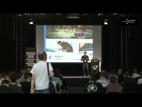 #droidconDE 2015: Hugo Doménech – What's all that hype about BLE? on YouTube