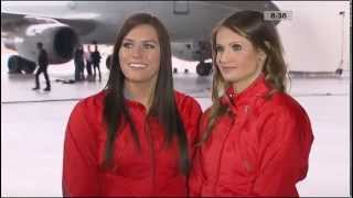 Amazing Race Canada 2014 -Meet Natalie and Meaghan