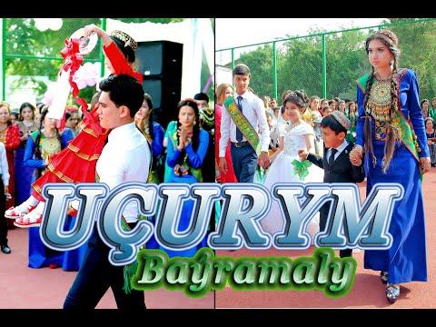 Uchurym. 4-nji mekdep Bayramaly. 25-nji may 2017 #dovletvideo #bayramaly #uchurym #25may #Mary