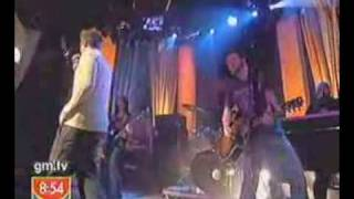Nick Carter My Confession Live performance - 2002 11 12