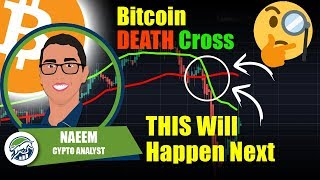 Bitcoin DEATH Cross Today Means THIS Will Happen Next - Equity Markets Bottom?