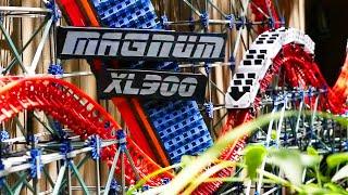 Magnum XL-300: Backyard K'nex Rollercoaster (Official Final Video)