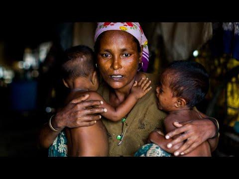 أخبار عالمية - أكثر من 600 ألف لاجئ من الروهينغا في #بنغلاديش  - نشر قبل 2 ساعة