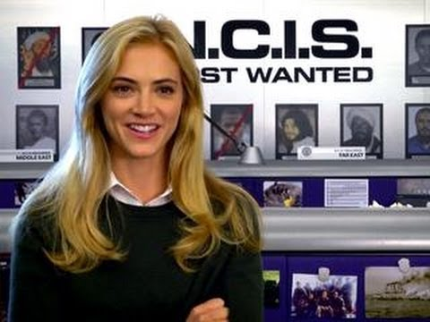 NCIS - Behind the Scenes with NSA Analyst Ellie Bishop