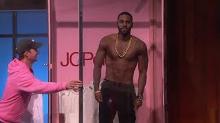 Jason Derulo Gets Soaked!