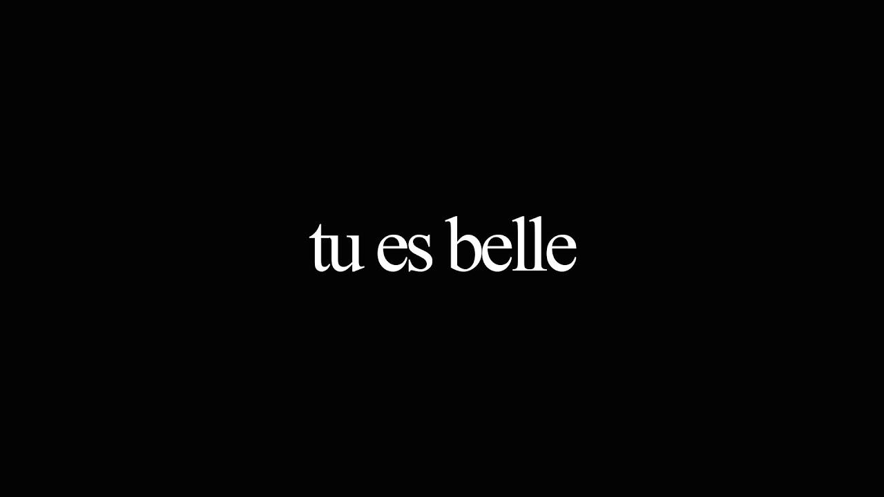 tu es belle - My RØDE Reel 2020