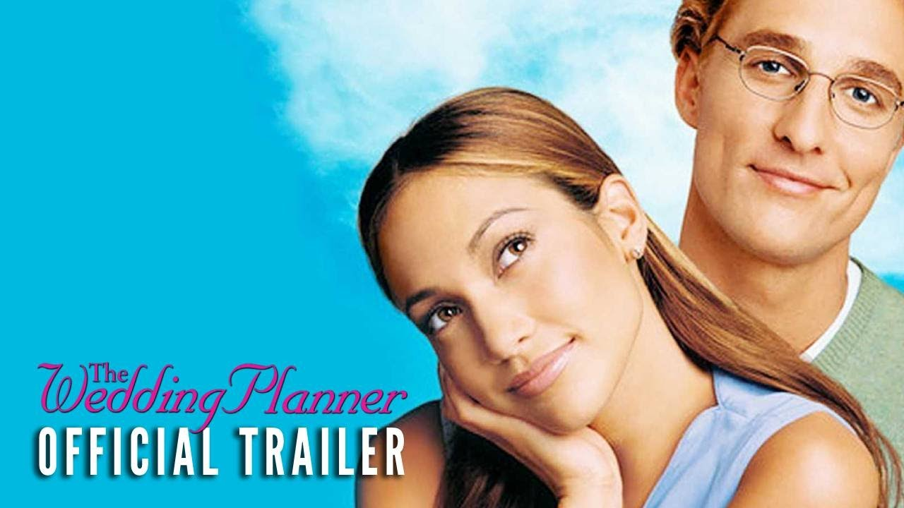 Download THE WEDDING PLANNER - Official Trailer [2001] (HD)