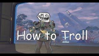 火瀑 FireFall(Beta) 如何整掛網的玩家how to troll AFK player
