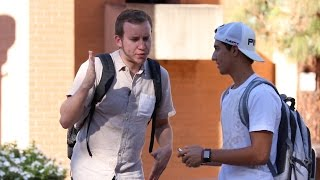 Beatboxing Mid-Conversation in Public!!