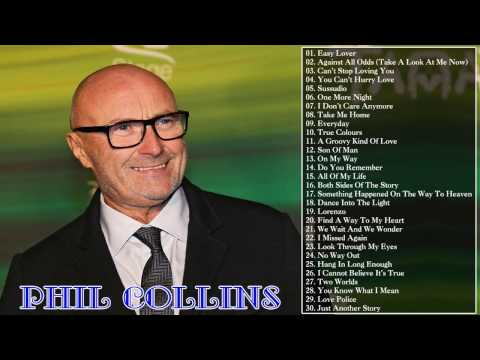 Phil Collins Greatest Hits 2015
