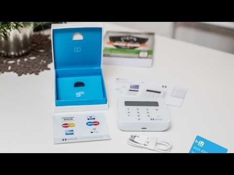SumUp Air – Kartenterminal mit NFC Funktion im Review / Unboxing