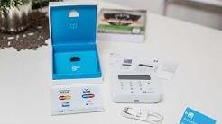 SumUp Air – Kartenterminal mit NFC Funktion im Review / Unboxing
