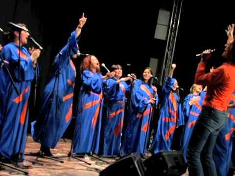 Peter's Gospel Choir - Caserta 2010 - Yes