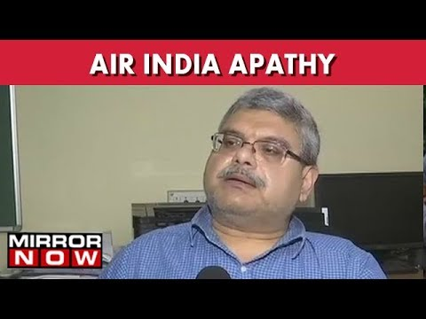 Air India Refuses Boarding To Disabled Passenger | The News