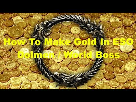 Eso Dolmen Gold