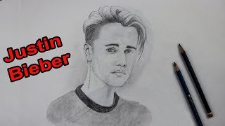 Gambar cover How to Draw Justin Bieber step by step | Drawing Buzz