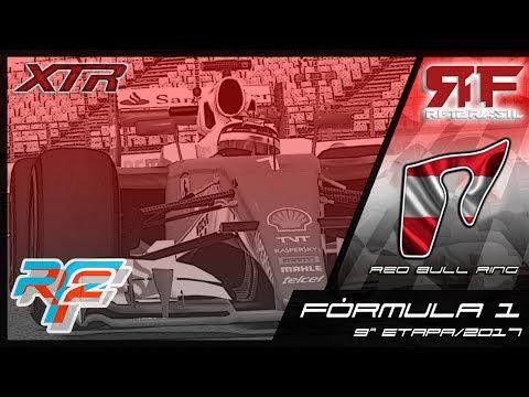 rF1 Brasil @ Red Bull Ring - 9ª Etapa Temporada 2017