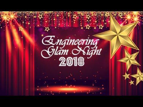 Engineering Glam Night 2018