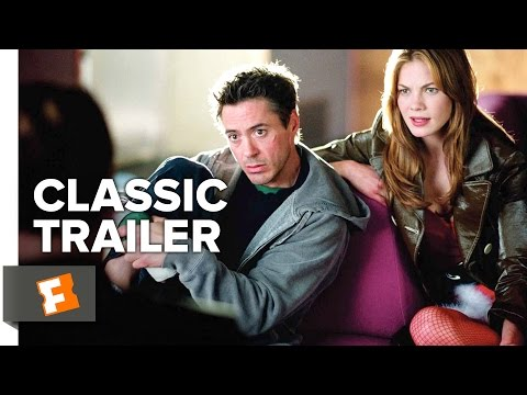 Kiss Kiss Bang Bang (2005) Official Trailer - Robert Downey Jr., Val Kilmer Movie HD