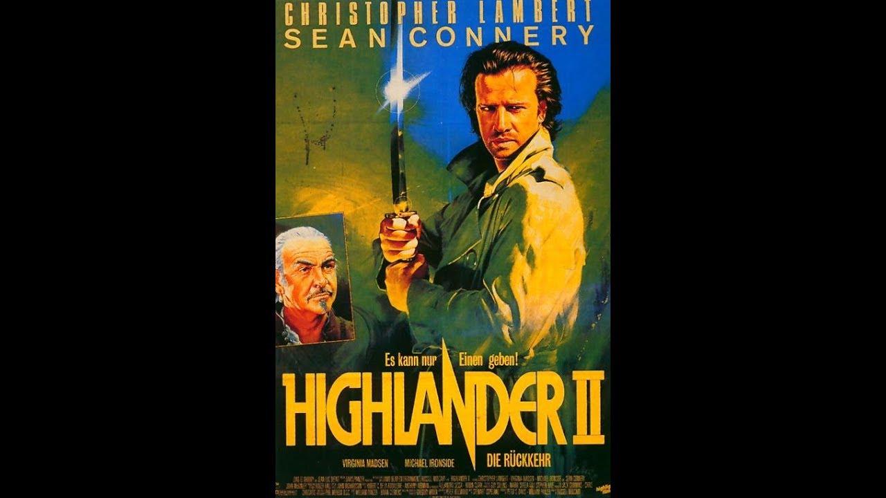 Highlander 2 - Die Rückkehr (1991) Trailer German - YouTube