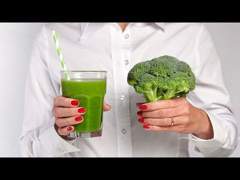 Broccoli extract: lowers blood sugar in diabetics.