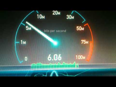 University of Jordan-FET lab internet speedtest-speed test