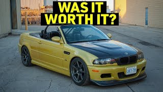 How Much Did it Cost to Rebuild the $4000 M3