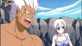 Mirajane vs Mary Hughes (English dub)