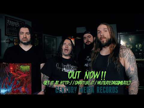 BROKEN HOPE - 'Mutilated and Assimilated' OUT NOW!!