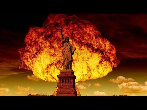 Насилие, драки, сжигание флага. Пугающая обстановка в США