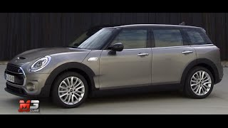 New mini clubman cooper s 2016 - first test drive only sound