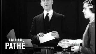 Office Robots (1931)
