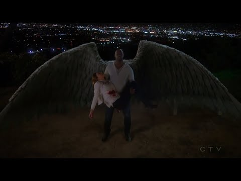 The death of Charlotte - Lucifer S03E23