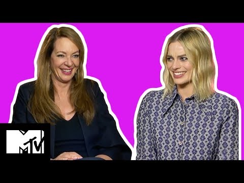 Margot Robbie & Allison Janney Play Would You Rather: I, TONYA Edition  MTV Movies