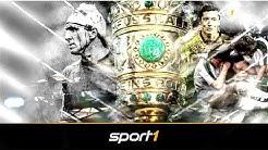 Finale im DFB-Pokal: Die spektakulärsten Endspiele der Geschichte | SPORT1